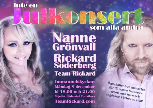 Julkonsert TR+Nanne